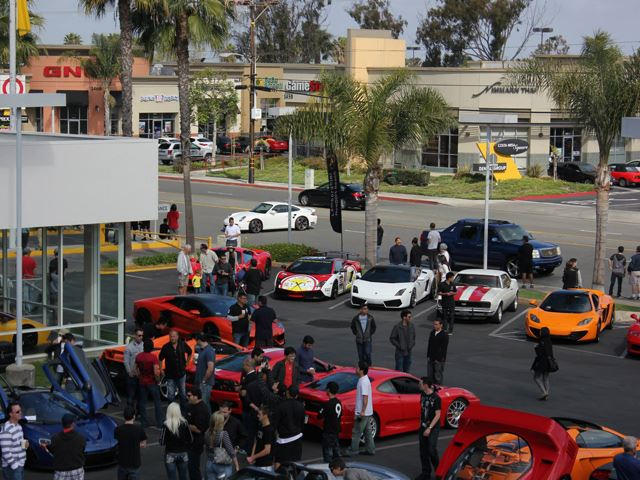 Lamborghini Newport Beach Hosts Epic Supercar Show Carbuzz