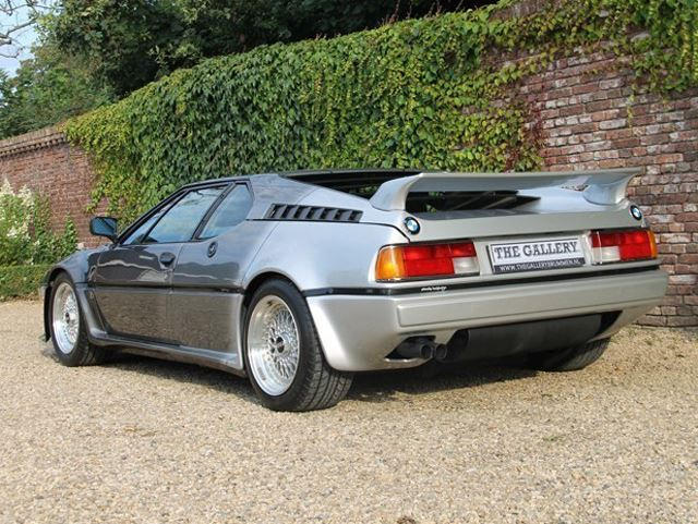 Epic BMW M AHG For Sale In The Netherlands CarBuzz - 1981 bmw m1 for sale