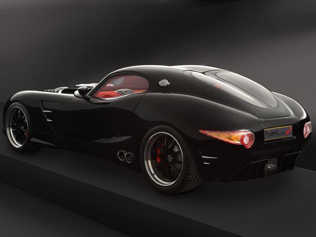 Trident Iceni Is Worldu0027s Fastest Diesel Sportscar   CarBuzz