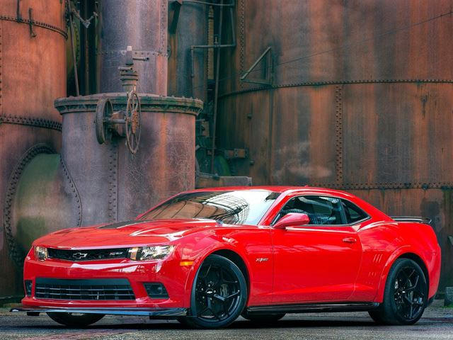 Chevy Doesn T Want You To Build Your Own Camaro Z 28 Carbuzz