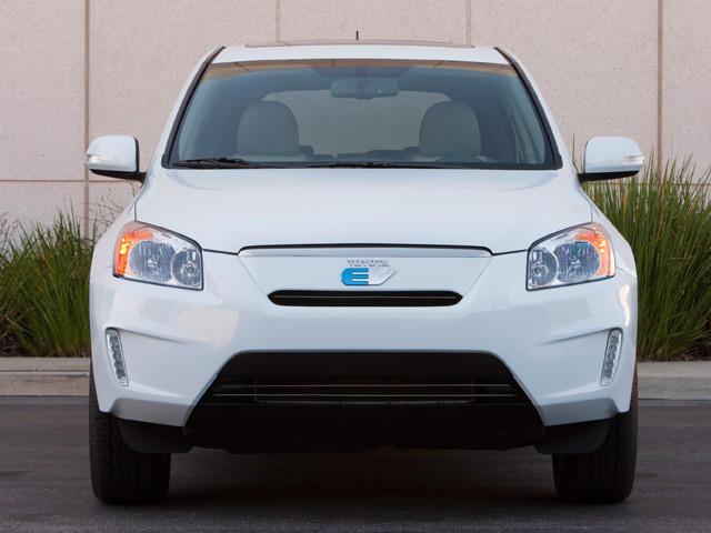 Superb Report: Toyota Pulls Plug On 2012 RAV4 EV For General Public