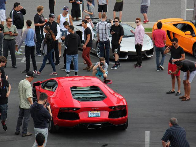 Lamborghini Newport Beach June Supercar Show Carbuzz