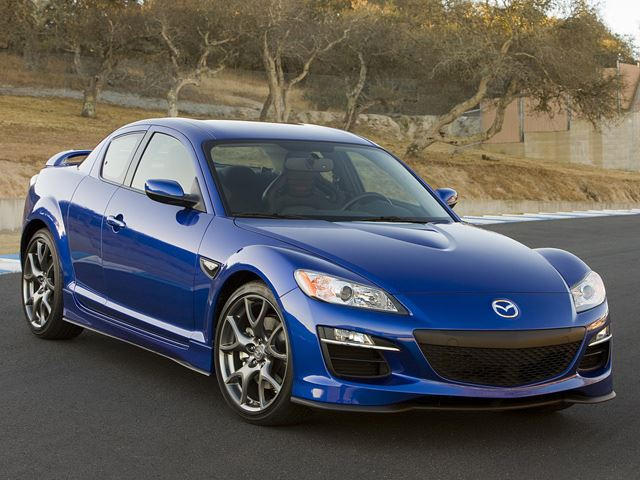 It S Looking Good For A New Mazda Rx 8 In 2017 Carbuzz