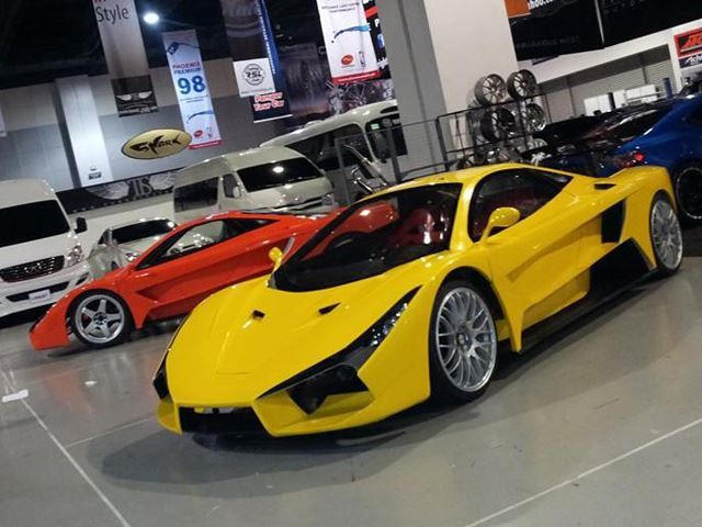Introducing The Aurelio U2013 The Philippines First Supercar   CarBuzz