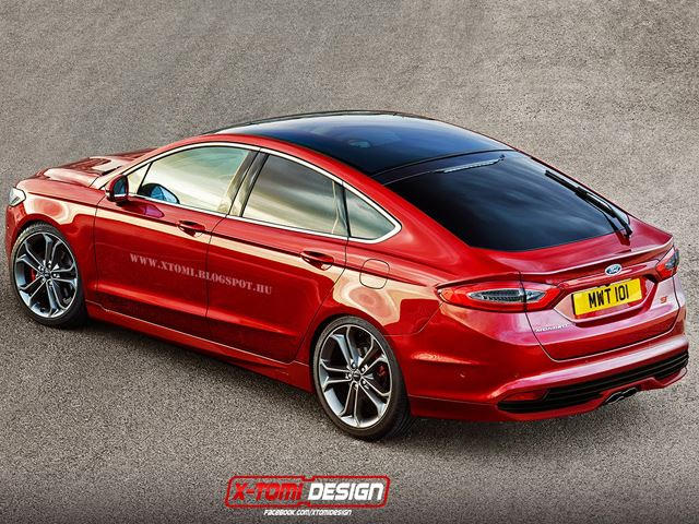 Ford Fusion ST Sounds Like a Perfect Thought - CarBuzz