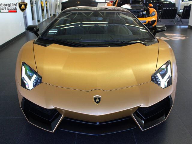 Brushed-Gold Lamborghini Aventador is a Snip at $400K - CarBuzz on gold lamborghini convertible, gold bmw, gold lamborghini murcielago, gold aston martin, gold camaro, gold lamborghini reventon, gold lamborghini elemento, gold mercedes, gold ferrari, gold toyota camry, gold bugatti, gold lamborghini gallardo, gold lamborghini diablo, gold koenigsegg agera r, gold lamborghini egoista, gold lamborghini countach, gold and diamond lamborghini, gold bentley, gold honda accord, gold rolls-royce phantom,
