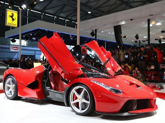 Anyway, The Question Now Is For Analysts To Try And Figure Out Just How  Much Ferrari Is Worth Before The IPO Next June. To Help Them Out (read:  Influence ...