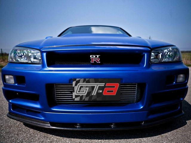Paul Walkers 550 HP Nissan Skyline From Fast And Furious 4 Could