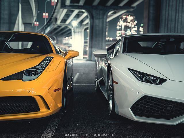 Best Supercars of 2014: Ferrari 458 Speciale Vs. Lamborghini Huracan on lamborghini vs audi r8, lamborghini vs dodge viper, lamborghini vs nissan gt-r, lamborghini vs nissan skyline, lamborghini vs mclaren f1, lamborghini vs laferrari, lamborghini vs ford focus, lamborghini vs bugatti veyron super sport, lamborghini vs toyota supra, lamborghini vs hyundai elantra, lamborghini vs corvette, lamborghini vs porsche 911, lamborghini vs nissan 300zx, lamborghini vs mclaren p1,