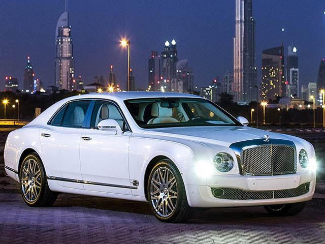 Bentley Unveils Mulsanne Majestic, Ultra Exclusive Special Edition ...