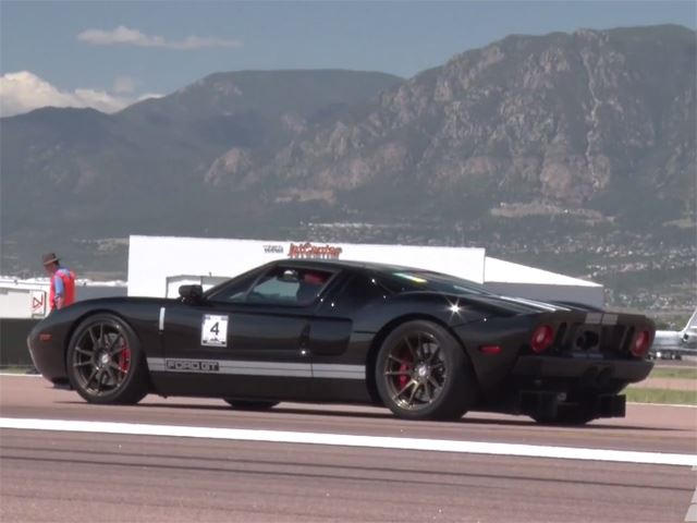All New Ford Gt Successor Breaks Cover In Detroit
