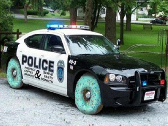 these absolutely hilarious cop cars are impossible to take seriously