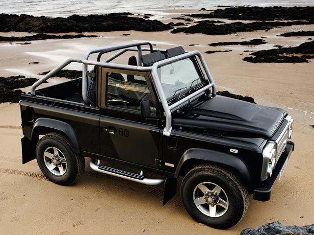 Completely Redesigned 2018 Land Rover Defender Will Be Sold In The