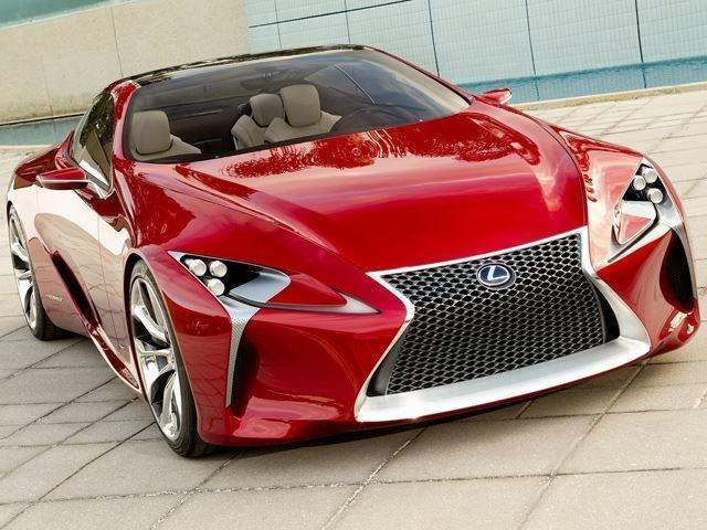 Is This Worthy Of Being A Lexus LFA Replacet? - CarBuzz