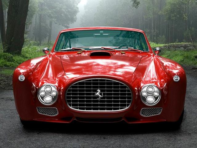 GWA Tuning Presents their Ferrari 340 Mexico Berlinetta Tribute ...