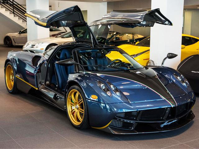 This One Off Pagani Huayra 730s Is Officially Up For Sale Carbuzz