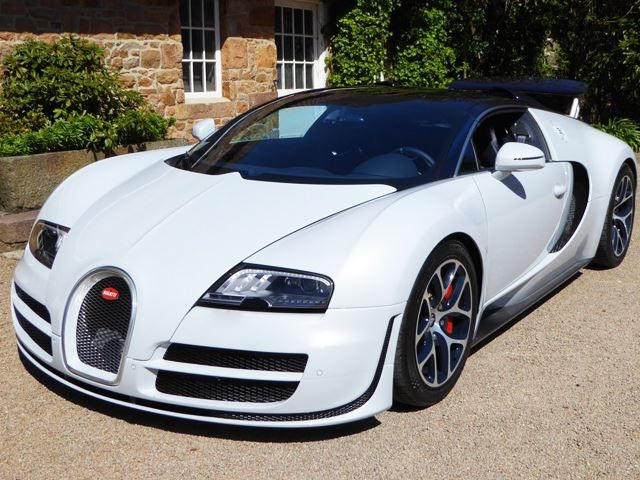 a one-off bugatti veyron grand sport vitesse is up for sale - carbuzz