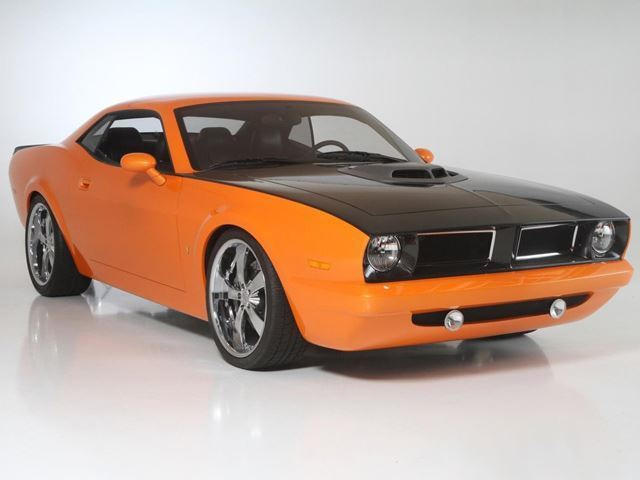 The New Dodge Barracuda Will Be A Smaller Challenger And Could Offer ...