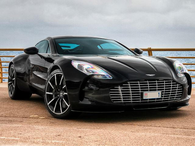 This Aston Martin One 77 Is Begging To Be Driven By James Bond Carbuzz