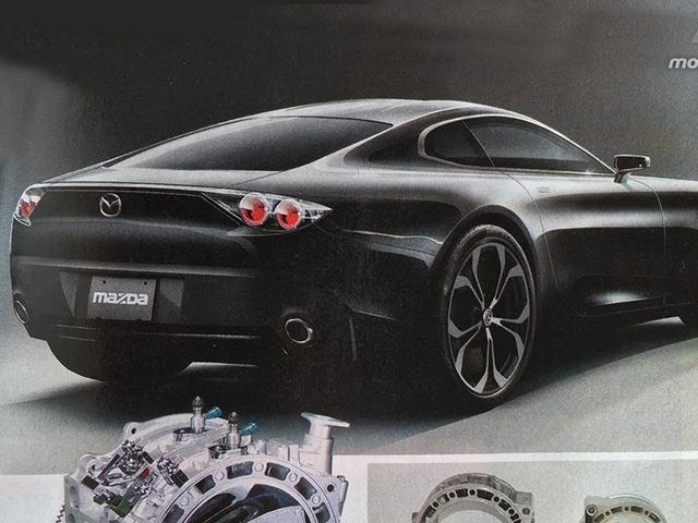 Did This Japanese Magazine Just Reveal The New Mazda Rx 9 Carbuzz