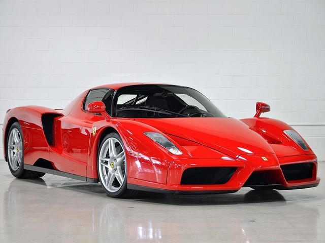 The Designer Of The Enzo Ferrari Has Some Scary Thoughts On The ...