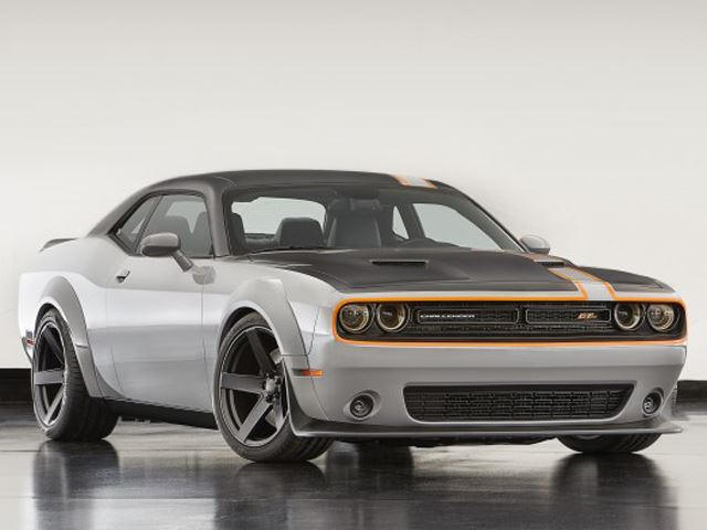 this hemi-powered challenger is your all-season muscle car - carbuzz