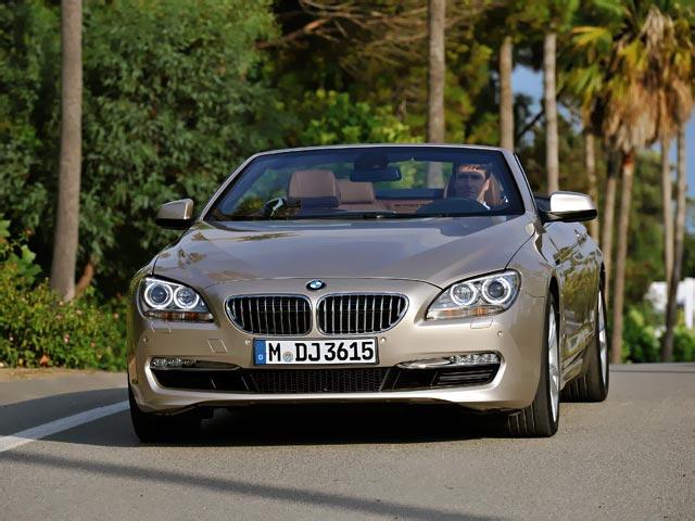 LA 2010: Partial Details For The 2012 BMW 650i Convertible - CarBuzz