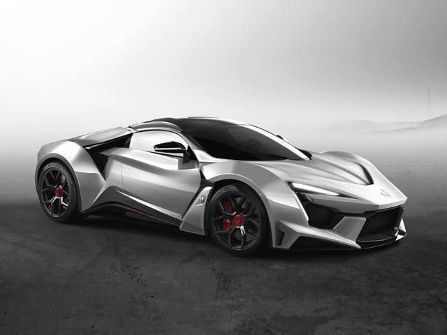 Lycan Hyper Sport >> This Is The Fenyr SuperSport: The Lykan HyperSport Has A Sibling - CarBuzz