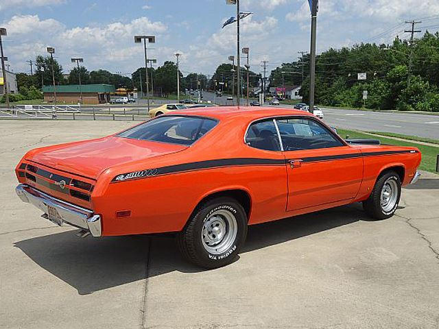 Forgotten American Muscle: Plymouth Duster 340 - CarBuzz