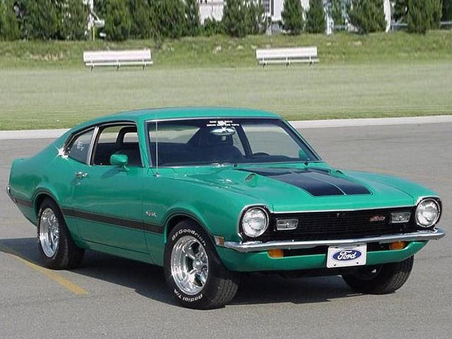 ford maverick pics  Forgotten American Muscle: Ford Maverick - CarBuzz
