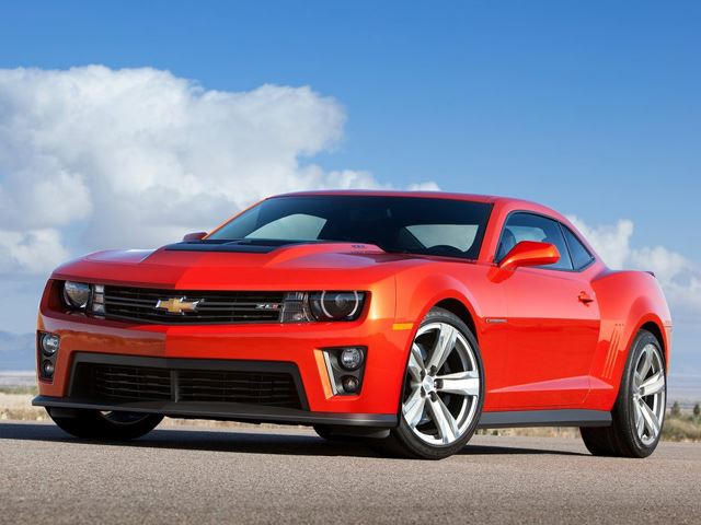 Say Goodbye To The Fifth Generation Camaro Because The Last One Was