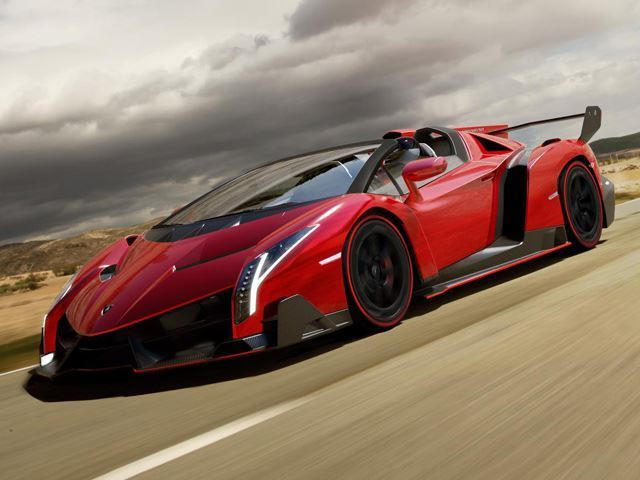 Lamborghini 100 anniversary