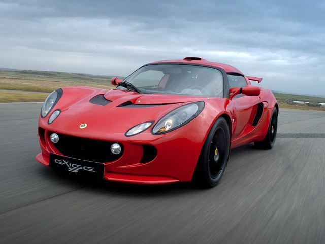 Great British Cars That America Missed Out On Lotus Exige S V - British cars