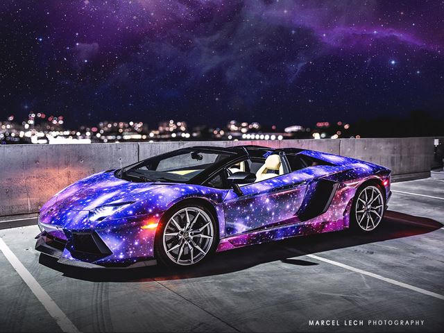 This Guy Is The Master Of Capturing Modified Supercars Carbuzz
