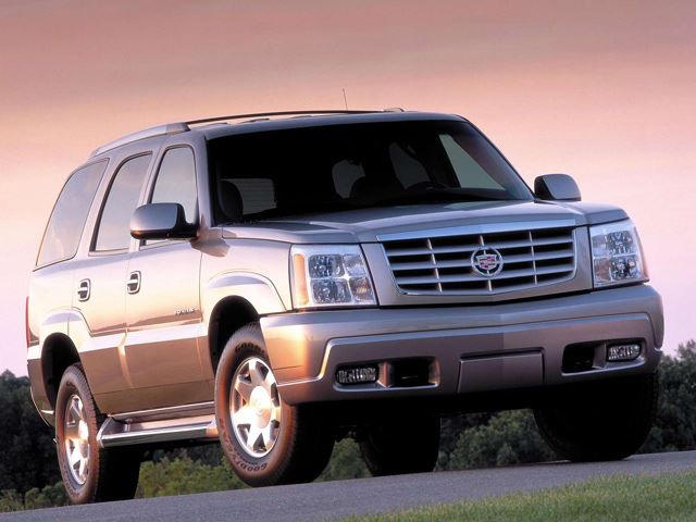 Cadillac Escalade Evolution Big Things Don T Always Have Small
