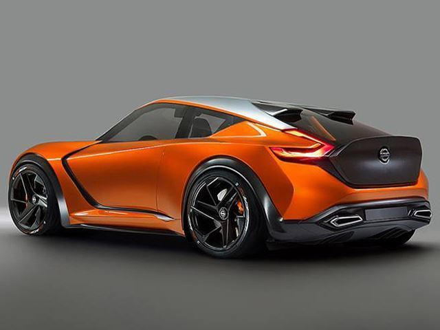 There's Some Very Good News About The Next Nissan Z Car ...