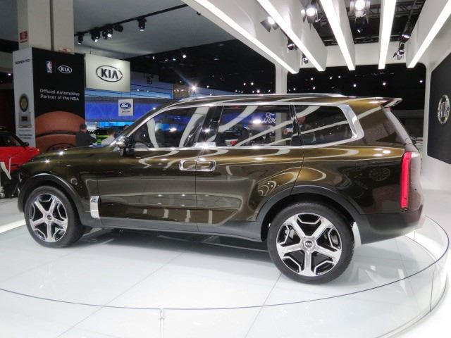 14 & Would You Beliveve This SUV Sporting Suicide Doors Is A Kia ...
