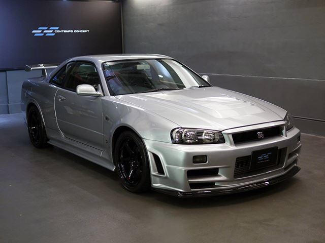 Remember The Nissan Skyline Gt R From Fast And Furious Well This