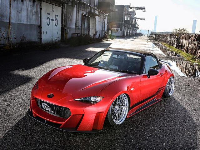 does this tuned mazda mx 5 look like a ricer or a beast. Black Bedroom Furniture Sets. Home Design Ideas
