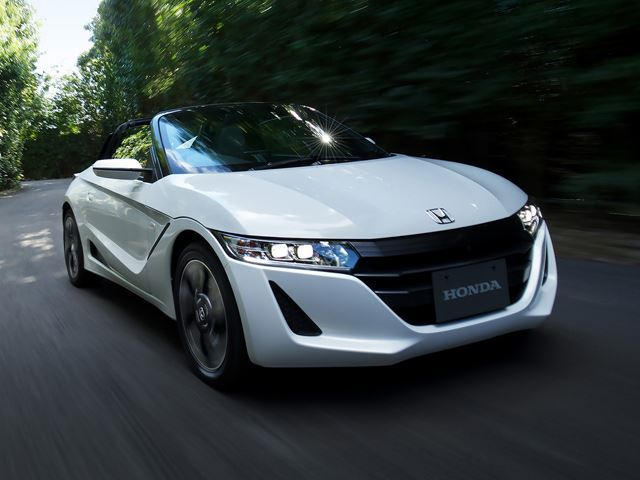 Awesome Japanese Cars America Missed Out On Honda S660
