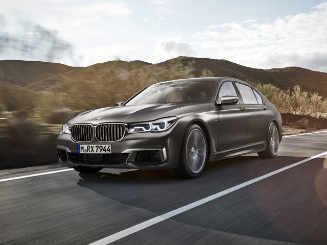 Meet The BMW M760i XDrive Most Powerful V12 Ever