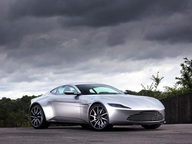 You Wont Believe How Much James Bonds Aston Martin Sold For CarBuzz - How much are aston martin