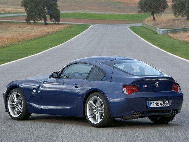 Future Collectibles You Should Buy Today: BMW Z4 M Coupe - CarBuzz