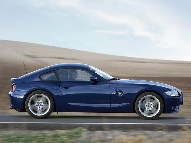 Future Collectibles You Should Buy Today Bmw Z4 M Coupe