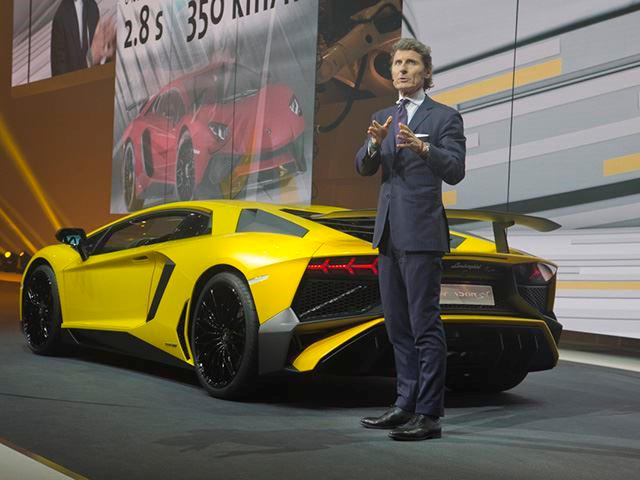 Lamborghini Boss Moves To Audi Quattro As Former Ferrari F1 Chief