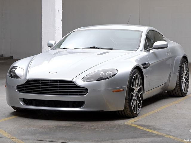 Supercars On A K Budget The Briton That Will Make You Feel Like - Aston martin under 50k