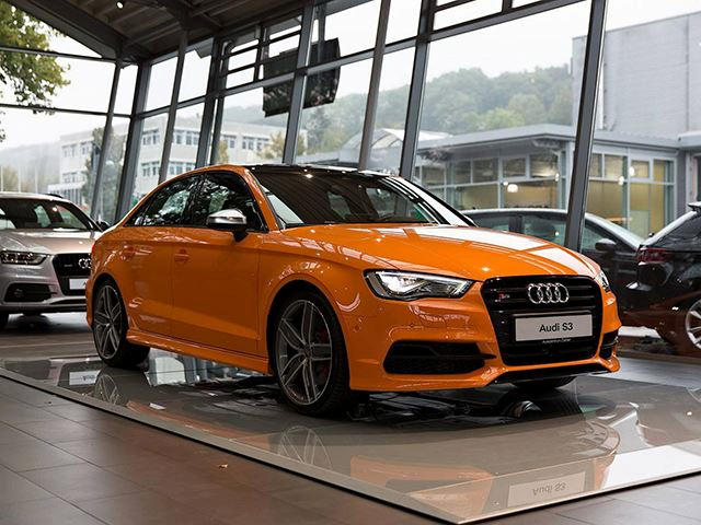 These Are The Coolest Paint Colors Audi Has Ever Offered CarBuzz - Audi car colors