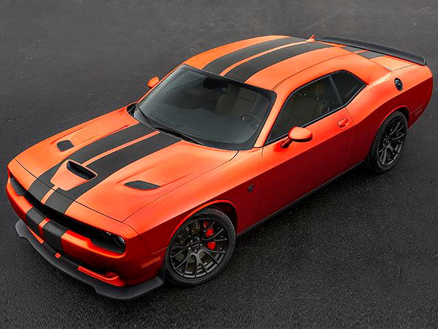 Dodge Is Reviving One Of Its Best Muscle Car Colors Of All Time ...