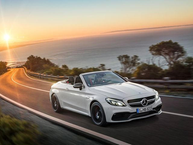 Bmw M4 Vs Amg C63 Which High Powered German Droptop Comes Out On