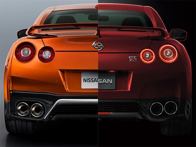 Spot The Difference: 2017 Nissan GT-R Vs. 2015 Nissan GT-R - CarBuzz